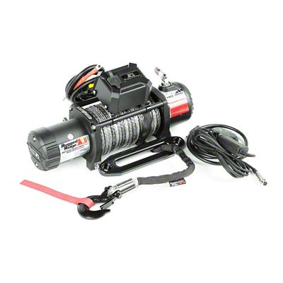 Rugged Ridge Nautic 9,500 lb. Winch w/ Synthetic Rope