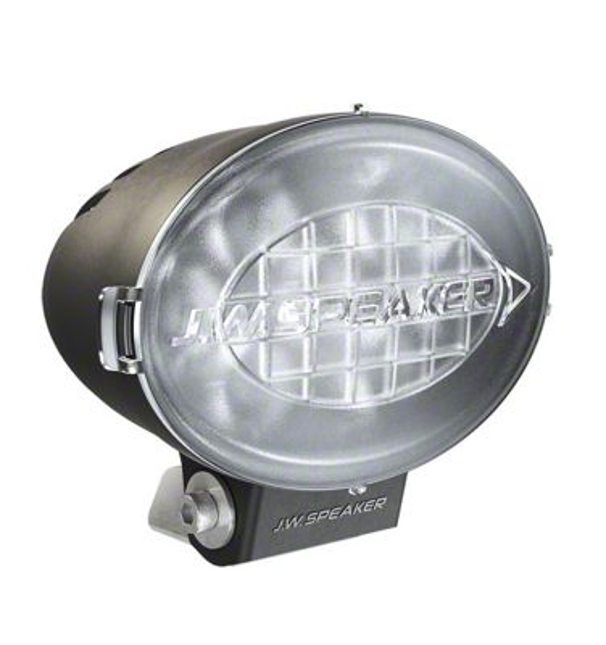 J.W. Speaker 7.5 in. Model TS3001V Oval LED Light Lens Cover - Clear