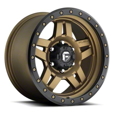 Fuel Wheels Anza Bronze 6-Lug Wheel - 20x10 (05-19 Tacoma)