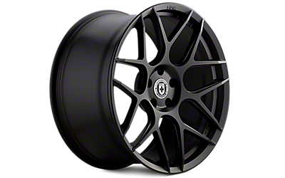 Tarmac Black HRE Flowform FF01 Wheels 2005-2009