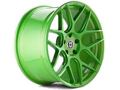 Tequila Lime HRE Flowform FF01 Wheels 2005-2009