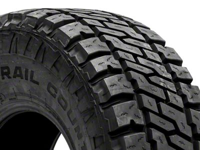 Dick Cepek Trail Country EXP All-Terrain Tire (Available From 31 in. to 35 in. Diameters)
