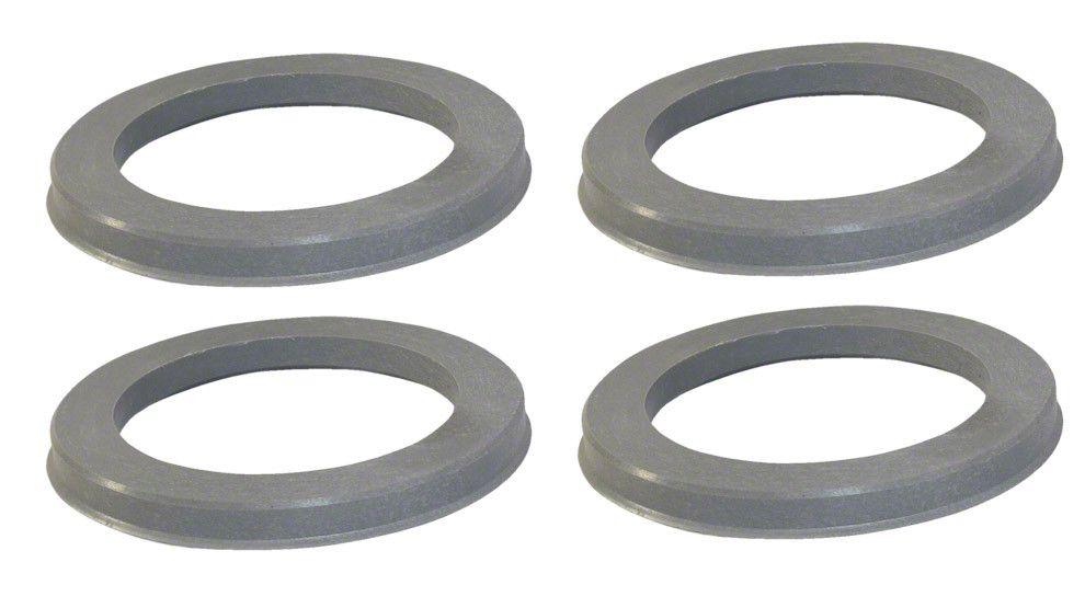 Coyote 74mm/71.50mm Hub Rings (07-19 Sierra 1500)