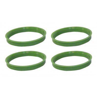 Coyote 78mm/71.50mm Hub Rings (07-19 Sierra 1500)