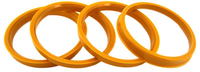 Coyote 87mm/77.80mm Hub Rings (99-19 Silverado 1500)