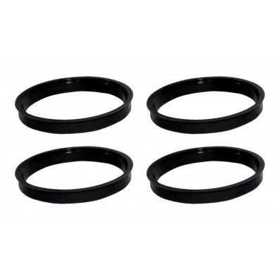 Coyote 87mm/78.10mm Hub Rings (99-19 Silverado 1500)