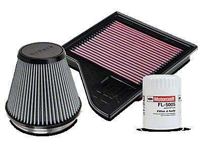 Ram3500 Air, Oil, & Fuel Filters