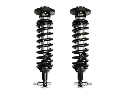 F250 Coilovers