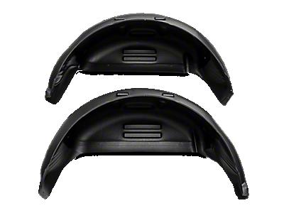 Sierra2500 Wheel Well Liners & Inner Fenders