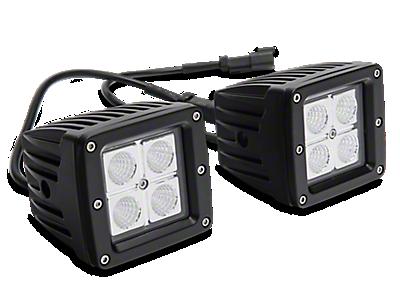 Sierra2500 Fog Lights 2015-2019