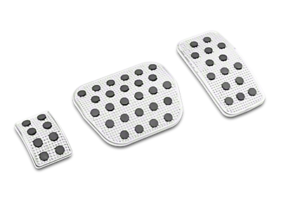 Ram3500 Pedals & Pedal Covers