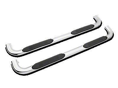 Sierra2500 Side Step Bars & Running Boards