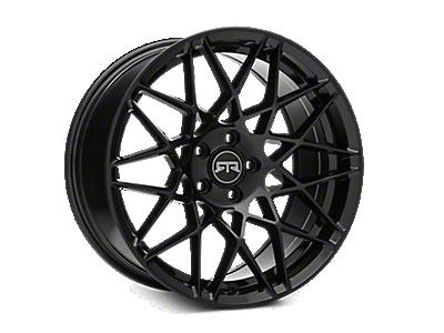 Black RTR Tech Mesh Wheels<br />('10-'14 Mustang)