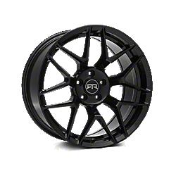 Black RTR Tech 7 Wheels 2005-2009