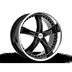 Gloss Black TSW Jarama Wheels 2015-2020