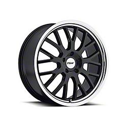 Gloss Black TSW Tremblant Wheels 2005-2009
