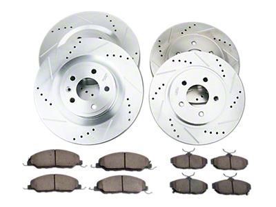 Camaro New Brakes & Drivetrain Parts