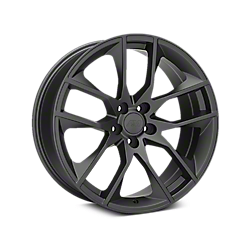 Charcoal Magnetic Style Wheels 2015-2020