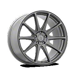 Charcoal Shelby SB203 Wheels 2015-2020
