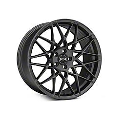 Charcoal RTR Tech Mesh Wheels 2015-2020