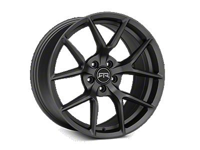 Charcoal RTR Tech 5 Wheels<br />('10-'14 Mustang)