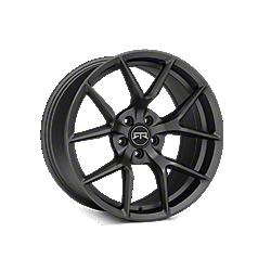 Charcoal RTR Tech 5 Wheels 2015-2020
