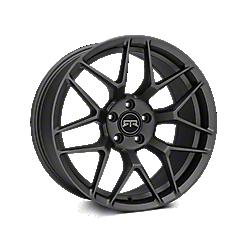 Charcoal RTR Tech 7 Wheels 2015-2020