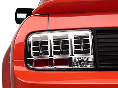 Chrome Tail Lights