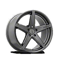 Charcoal Shelby SB201 Wheels 2010-2014
