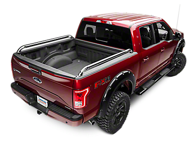 Bed Rails<br />('15-'18 F-150)