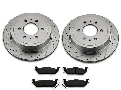 Brake Rotor & Pad Kits<br />('04-'08 F-150)