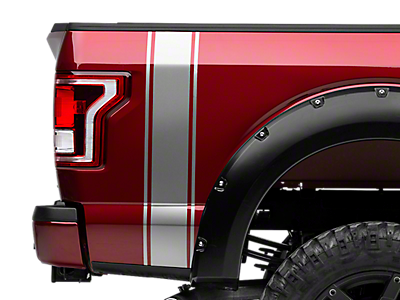 Decals, Stripes, & Graphics<br />('15-'20 F-150)