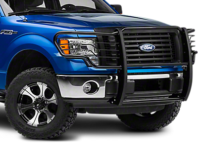 Brush Guards & Grille Guards<br />('09-'14 F-150)