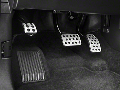 Pedals & Pedal Covers<br />('15-'20 F-150)
