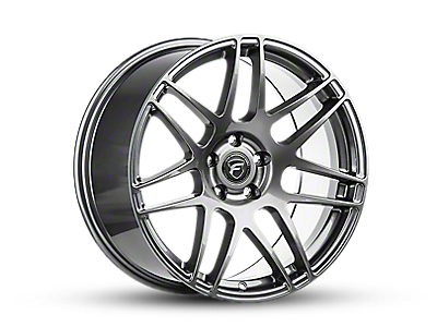Gunmetal Forgestar F14 Wheels<br />('15-'20 Mustang)