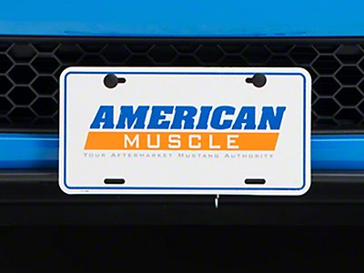 License Plates & License Plate Frames