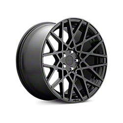 Matte Black Rotiform BLQ Wheels 2015-2020