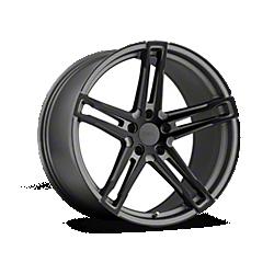 Matte Gunmetal TSW Mechanica Wheels 2015-2020