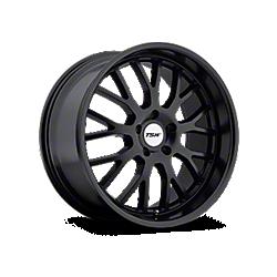 Matte Black TSW Tremblant Wheels 2015-2020