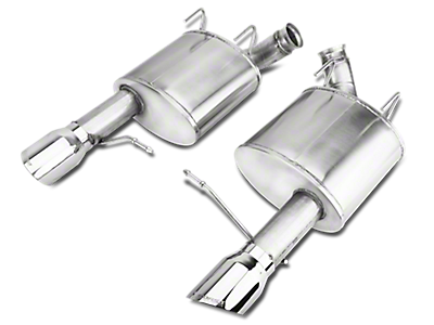 Charger Axle-Back Exhaust