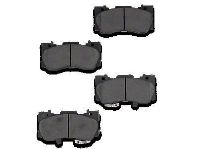 Camaro Brake Pads