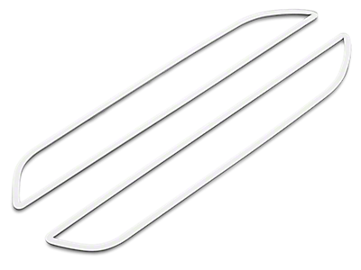 Camaro Light Trim & Bezels