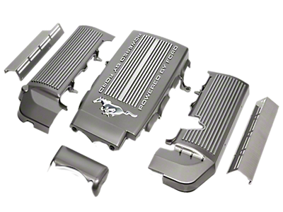 Charger Plenum & Coil Covers