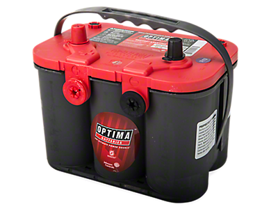 Batteries<br />('10-'14 Mustang)