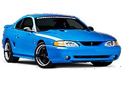 Body Kits<br />('94-'98 Mustang)