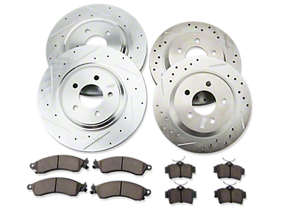 Big Brake Kits<br />('94-'98 Mustang)