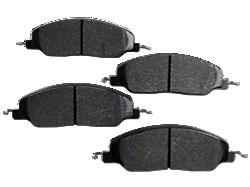 Brake Pads<br />('10-'14 Mustang)
