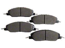 Brake Pads<br />('99-'04 Mustang)