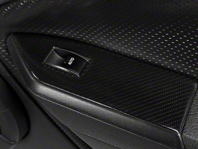 Interior Trim - Carbon Fiber<br />('05-'09 Mustang)