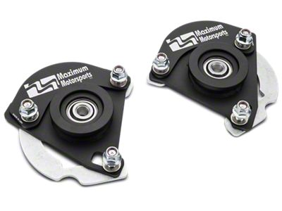 Challenger Caster Camber Plates
